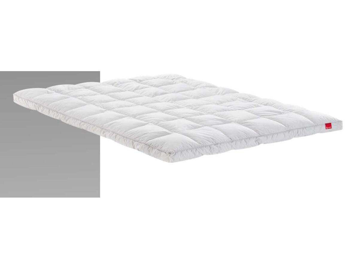 Surmatelas confort naturel