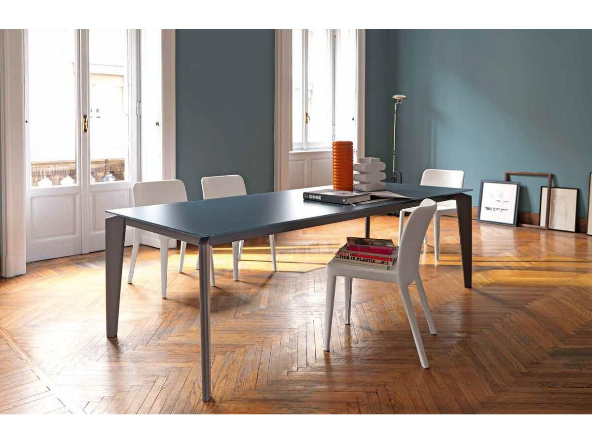 Table de repas 160 - 1 allonge