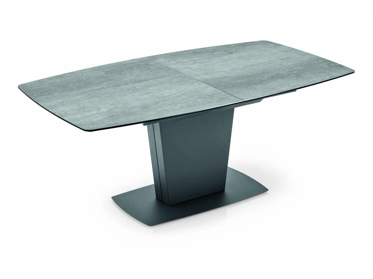 Table rectangulaire extensible