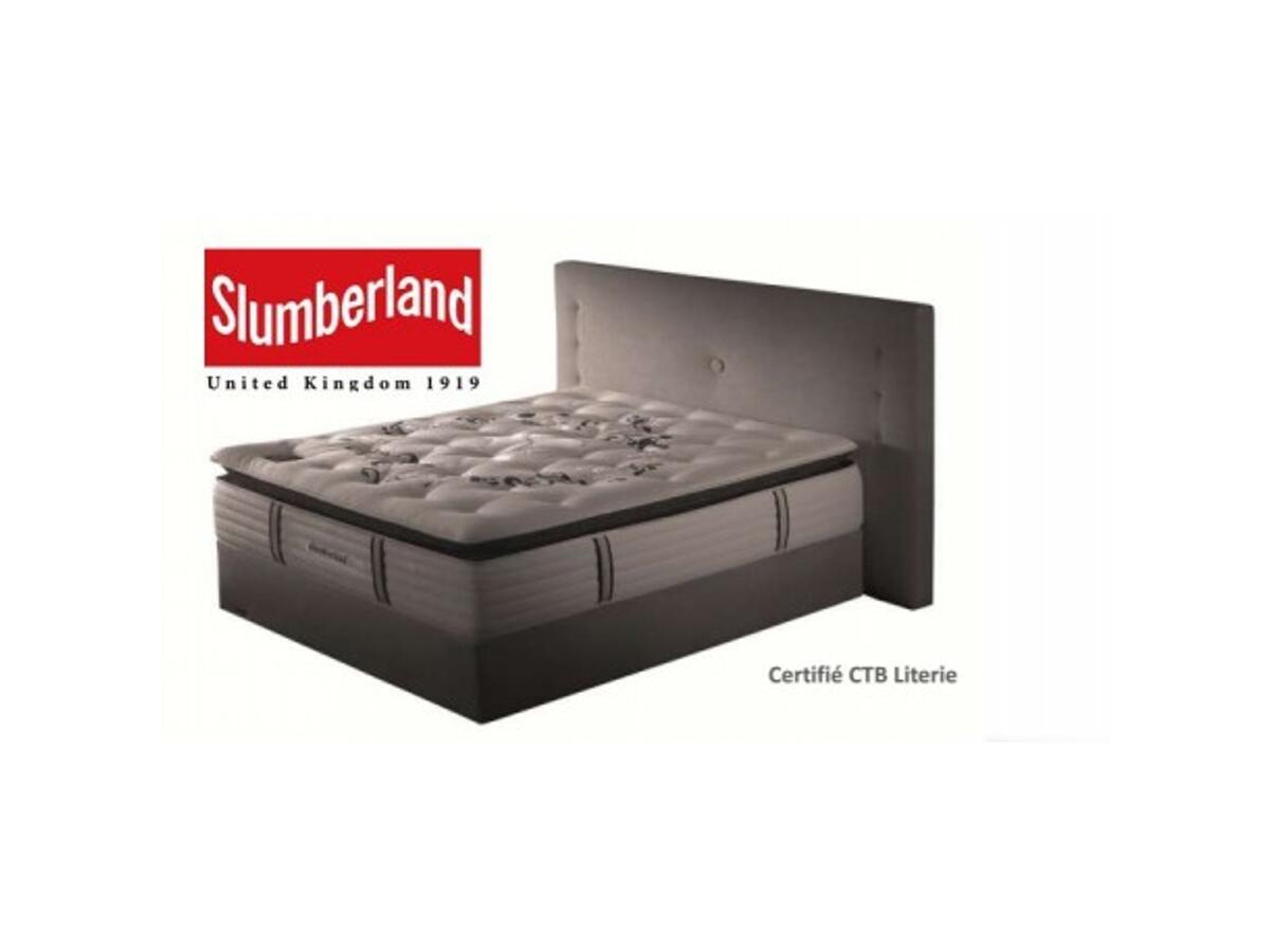 sommier ressorts haut brou. Black Bedroom Furniture Sets. Home Design Ideas