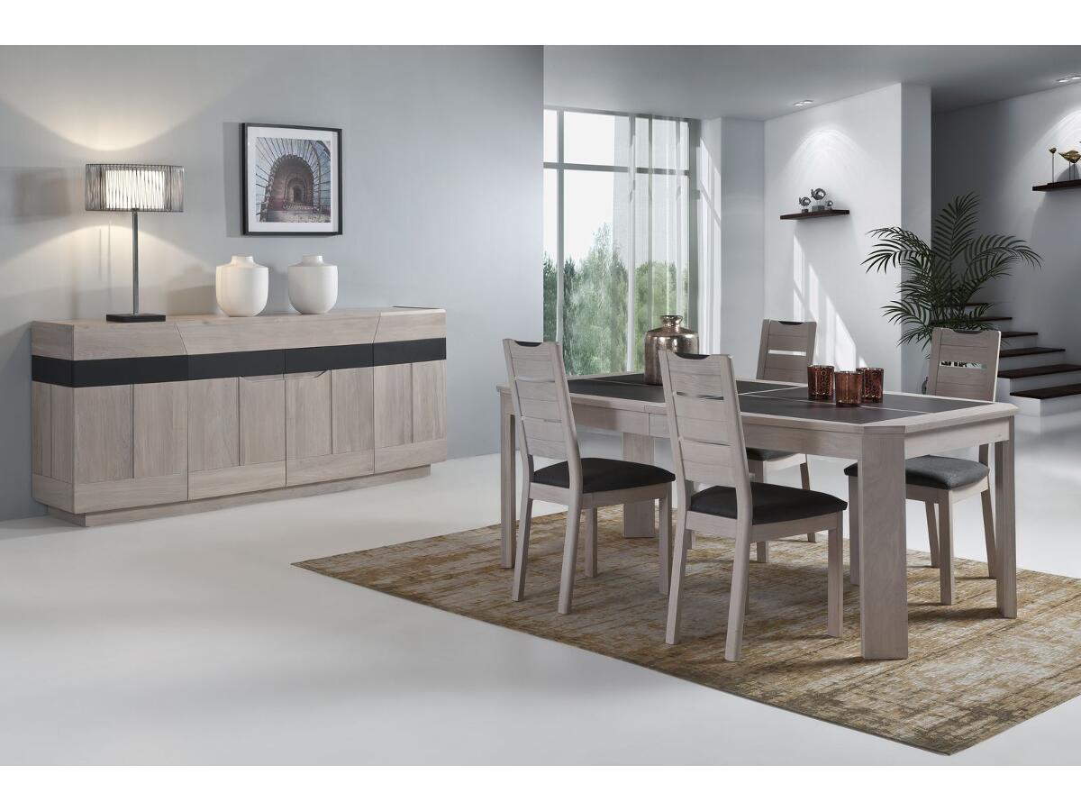 enfilade 4 portes affordable enfilade 4 portes with. Black Bedroom Furniture Sets. Home Design Ideas