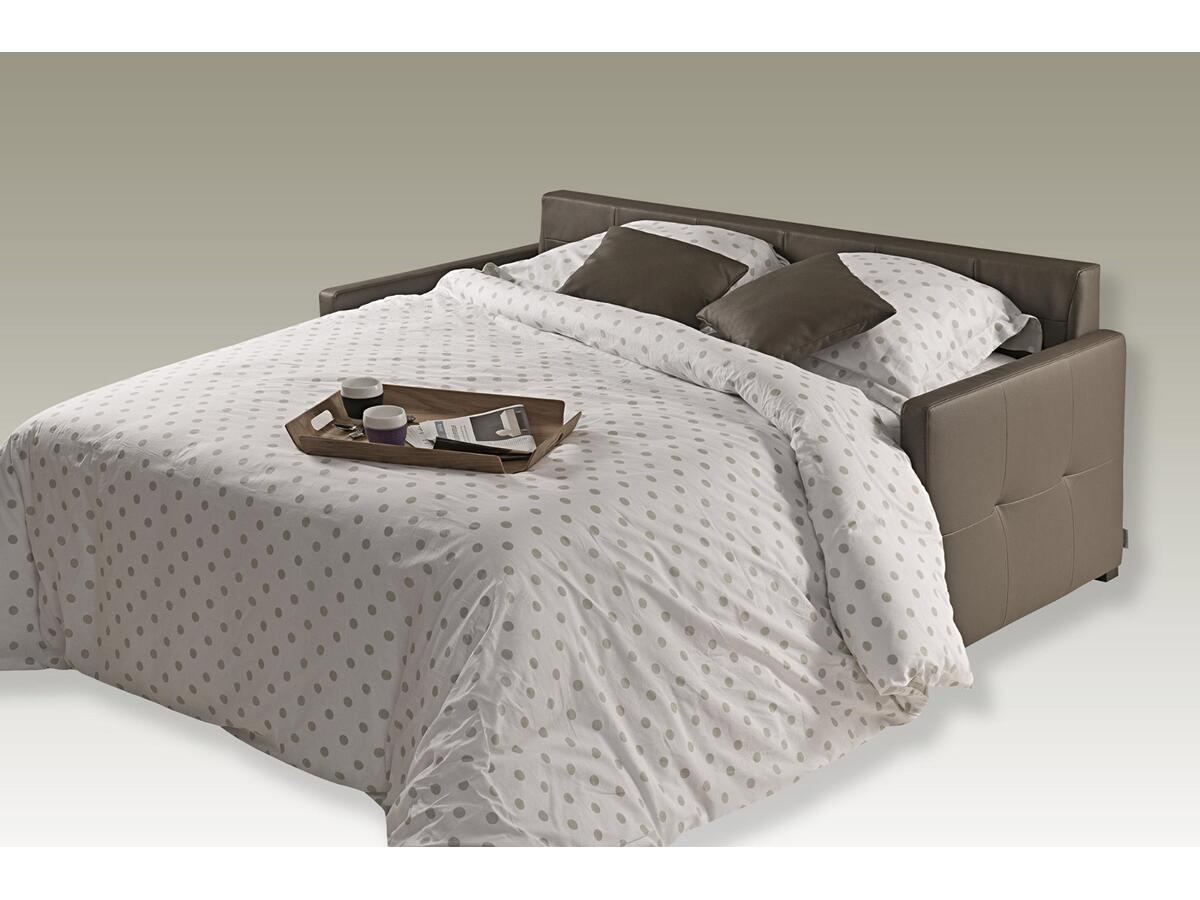 Canap lit 3 places brou for Monsieur meuble canape lit