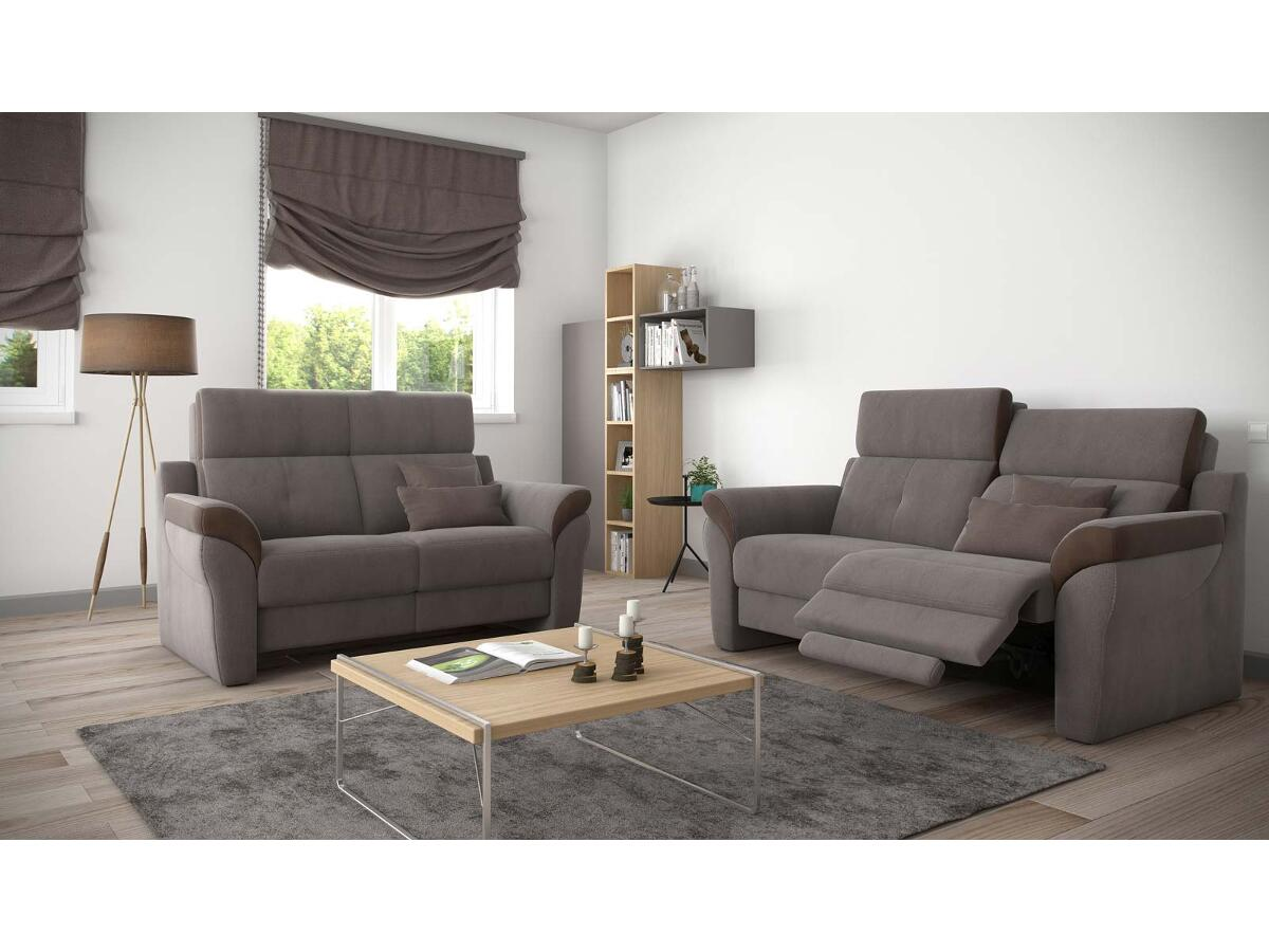 Canap 2 relax lectriques brou for Canape relax electrique ikea
